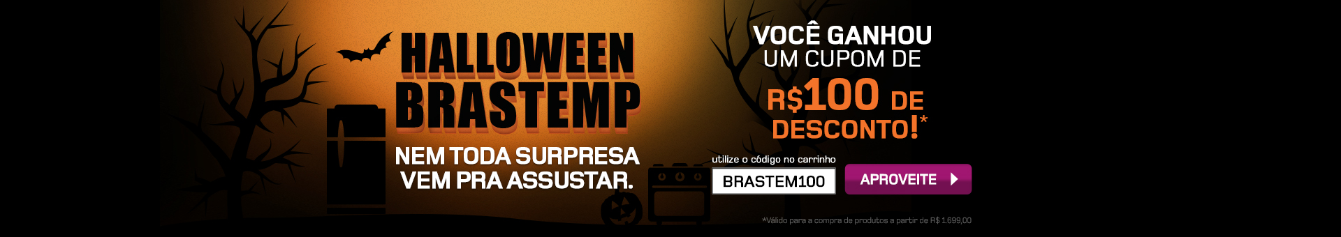 Halloween BTP