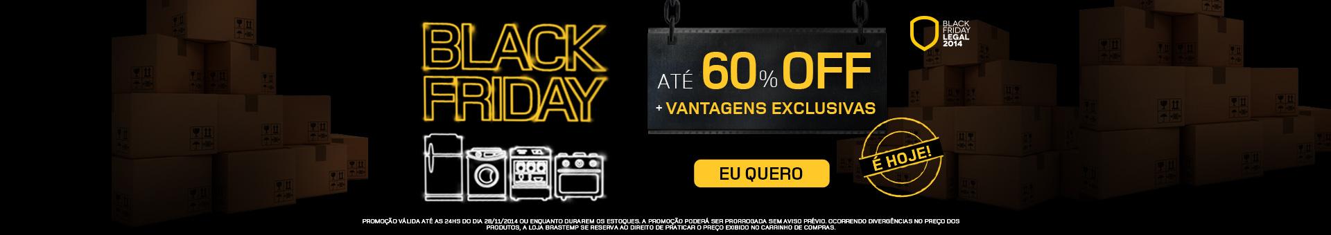 COMEÇOU - Black Friday