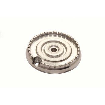 Queimador boca grande - peças para fogão - W10351686