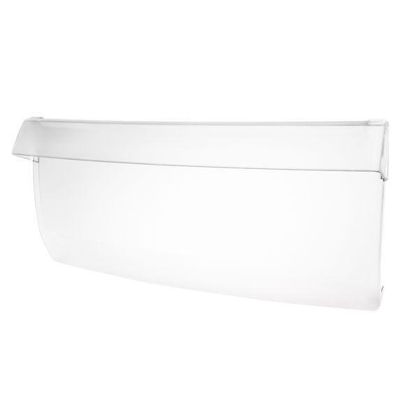 Tampa frontal da gaveta de legumes - peças para geladeira - W10287547