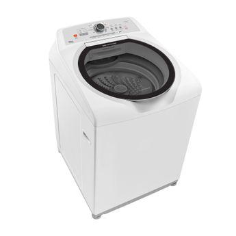 Máquina de Lavar: Lavadora de roupas 15 kg Brastemp BWH15AB - Imagem em perspectiva