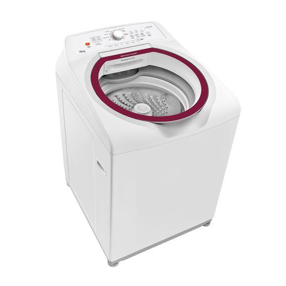 Lavadora de Roupas 15kg Brastemp - Máquina de Lavar 15kg BWS15AB