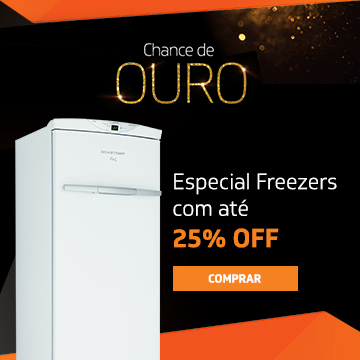 Freezer Chance de Ouro