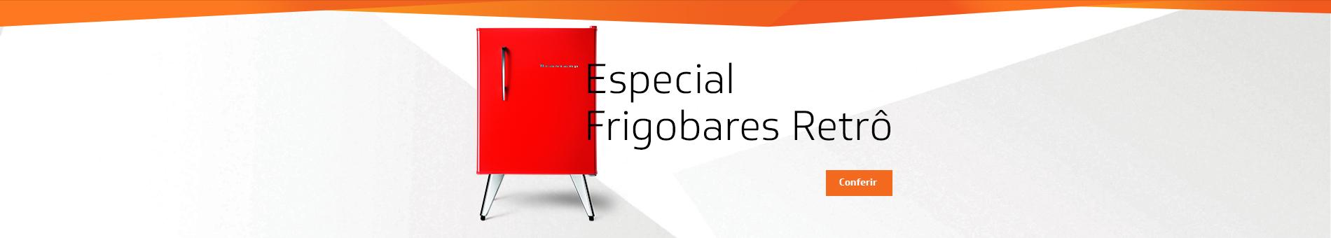 Especial Frigobares Retrô