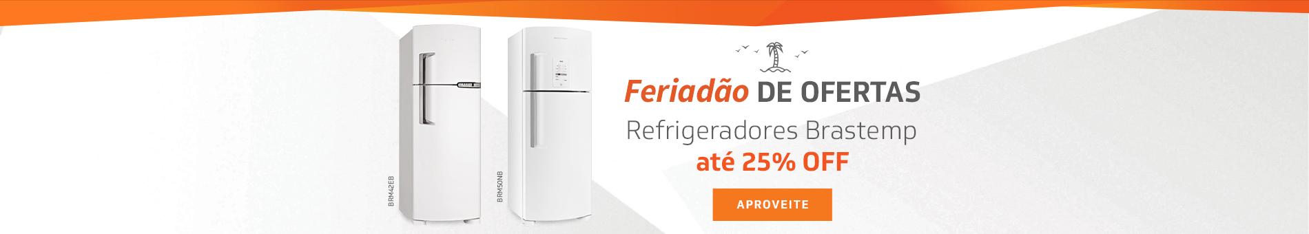 2. Refrigeradores - Qua -Qui | Sáb-Dom