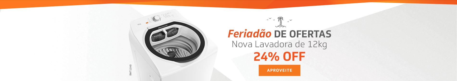 5 - Lavadoras  - Qua -Qui | Sáb-Dom