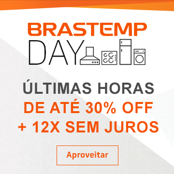 1 - Brastemp Day Generico - Segunda
