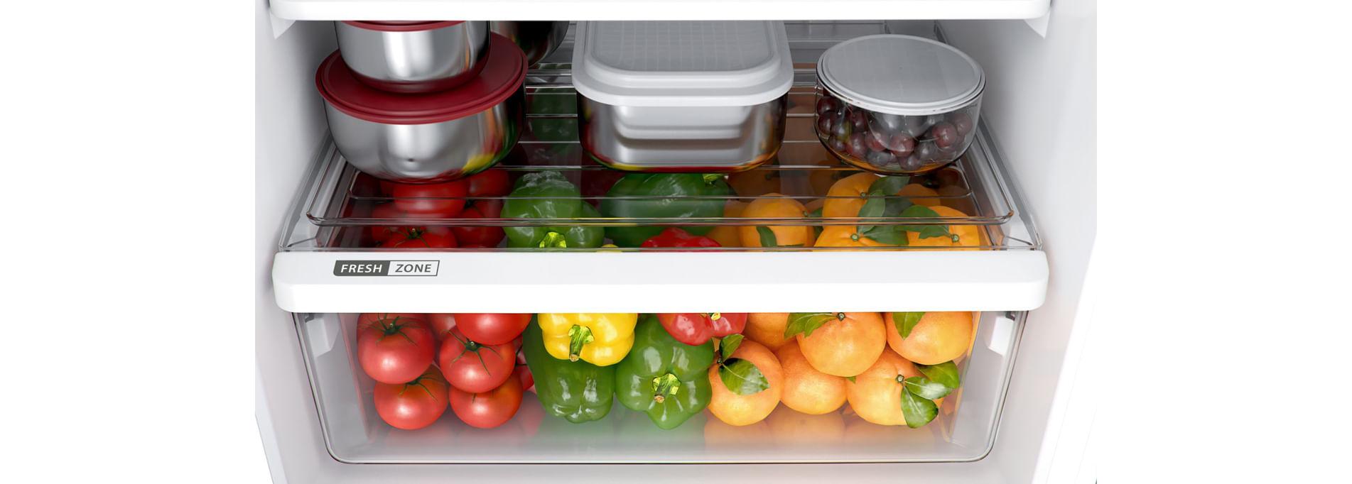 Gavetão de legumes Fresh Zone