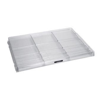 Tampa superior da gaveta de legumes - peças para geladeira - W10347201