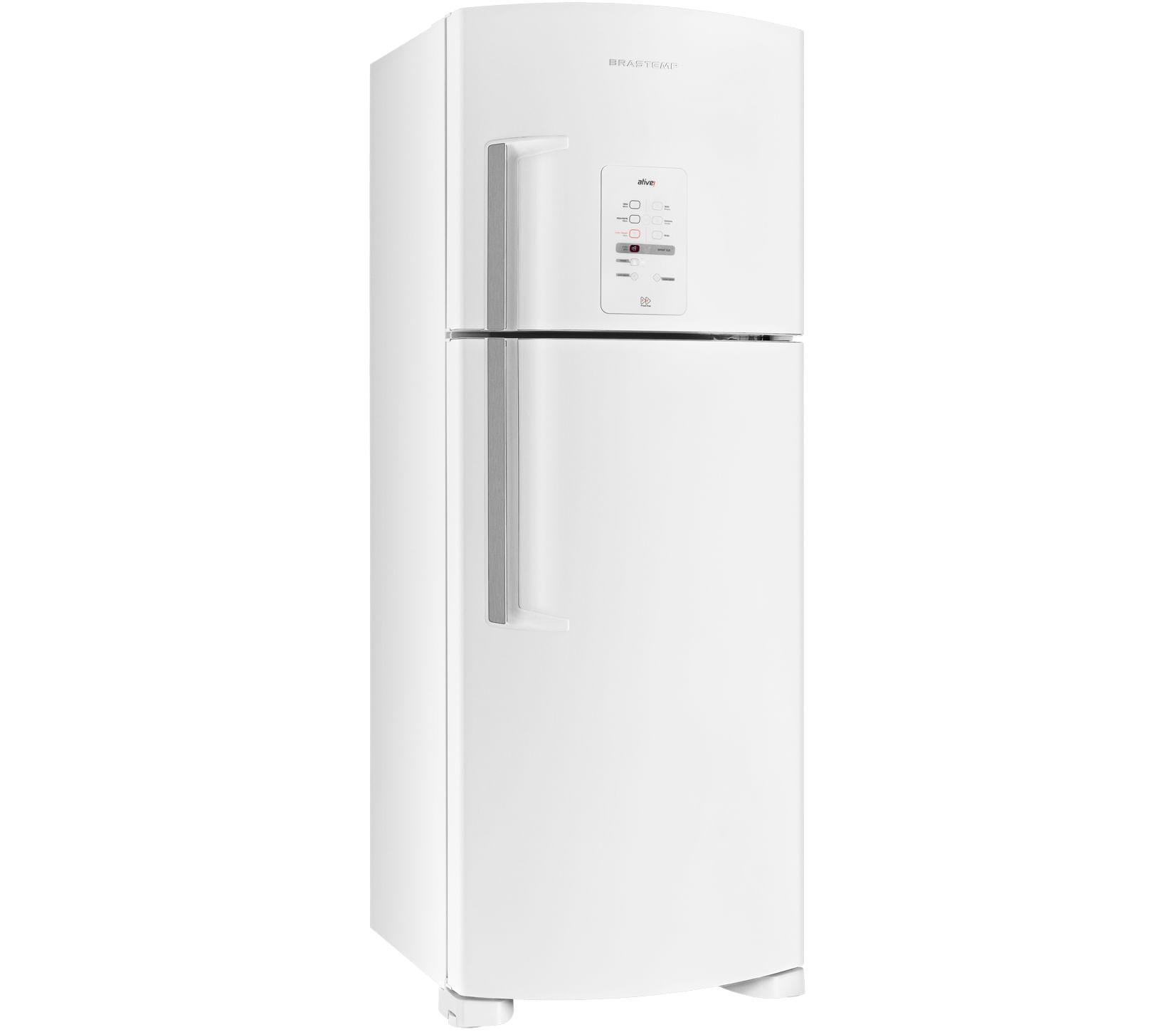 Geladeira Brastemp Frost Free Duplex 429 litros Branca com Smart Bar
