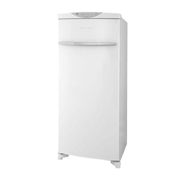 Freezer Vertical Frost Free: 197 Litros Brastemp - Freezer Vertical  Frost Free BVG24HBANA - visão frontal