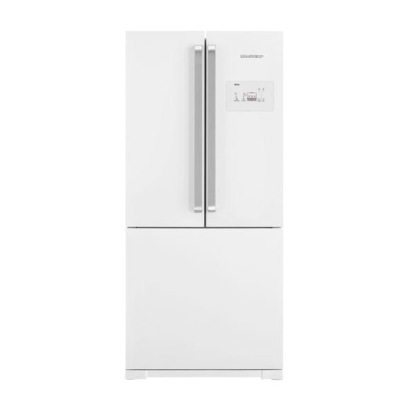Geladeira - Geladeira Frost Free Side Inverse 540 litros Branca | BRO80AB Brastemp