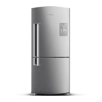 Geladeira em promoção Frost Free 573 litros Brastemp Inverse Maxi - Geladeira Frost Free Evox BRE80AK