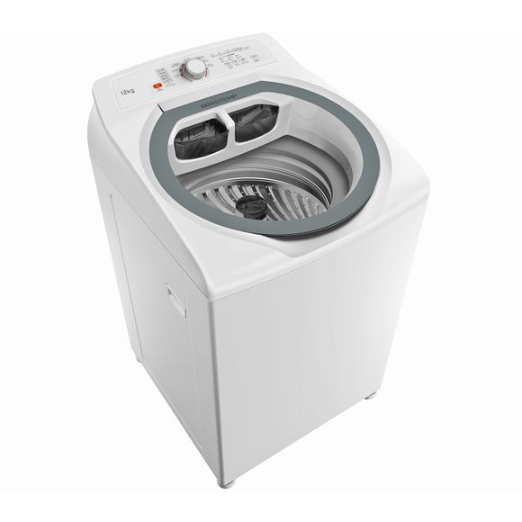 Máquina de Lavar - Máquina de lavar 12kg Superfiltro | BWH12A Brastemp