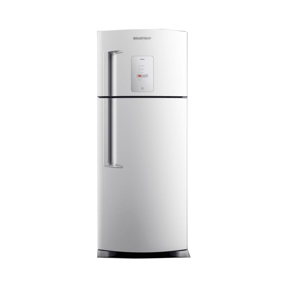 Conhecido Geladeira Brastemp Frost Free Duplex 429 litros Branca - Brastemp UA95