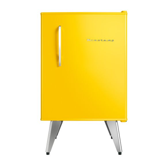 Frigobar Brastemp Retrô 76 Litros Amarelo 220V