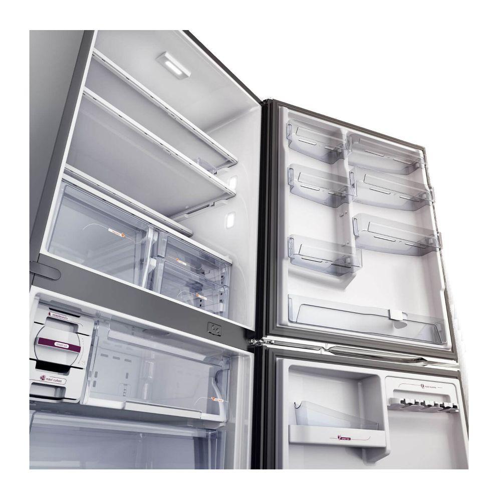 c2ffd1cf7 ... Geladeira em promoção Frost Free 573 litros Brastemp Inverse Maxi - Geladeira  Frost Free Evox BRE80AK ...