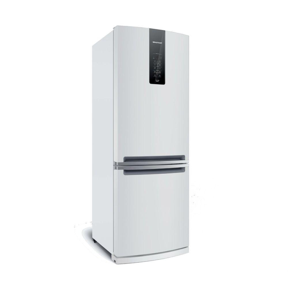7d23743f1 Geladeira Brastemp Frost Free Inverse 460 litros Branca com Freeze Control  Advanced