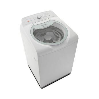 Máquina de lavar 15kg - Lavadora Double Wash Brastemp BWD15AB - Imagem em perspectiva