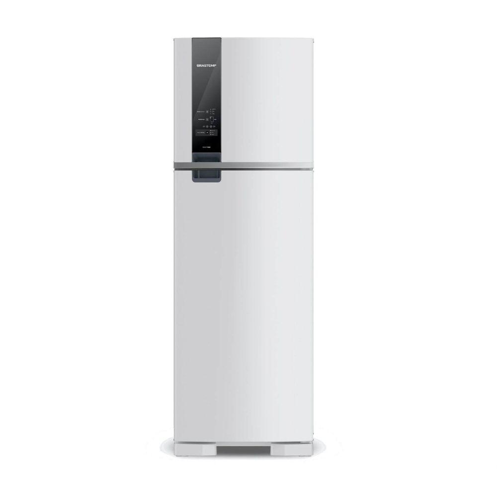 Geladeira Brastemp Frost Free Duplex 400 Litros Branca