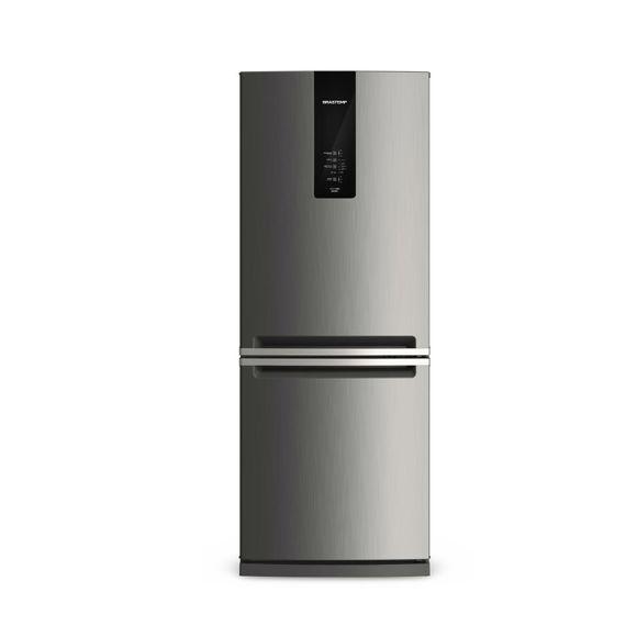 Geladeira - Geladeira Frost Free 443 litros Inox | BRE57AK Brastemp