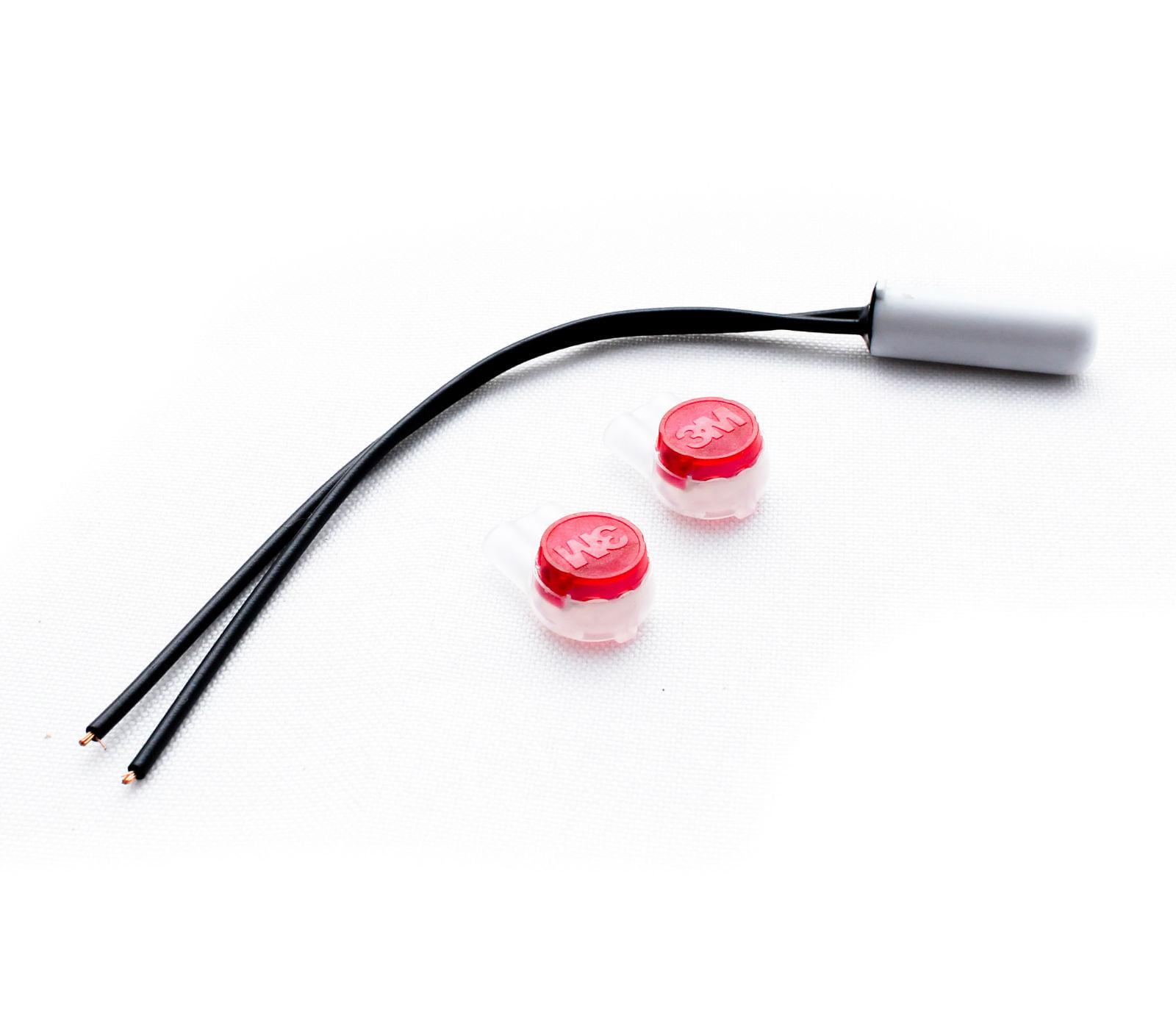 Kit Sensor de Temperatura Original 25mm 2,7 ohms