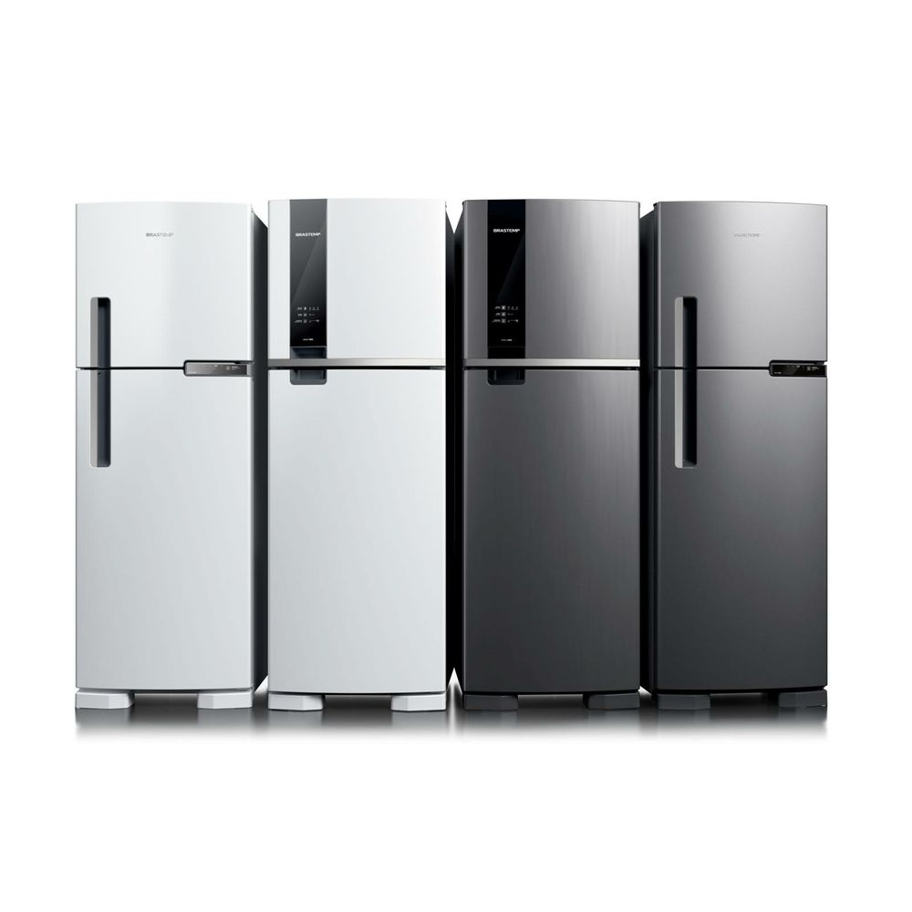 f588953843 Geladeira Brastemp Frost Free Duplex 375 litros com Espaço Adapt ...