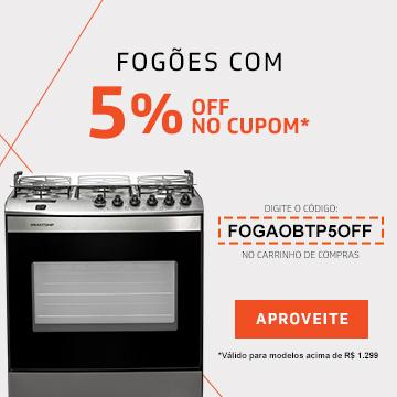 Promoção Interna - 2288 - brastemp_fogao-5off_10052018_categ1-mob - fogao-5off - 1