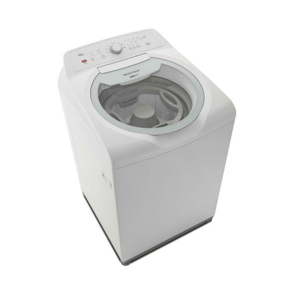Máquina de Lavar - Máquina de lavar 15kg Double Wash | BWD15AB Brastemp