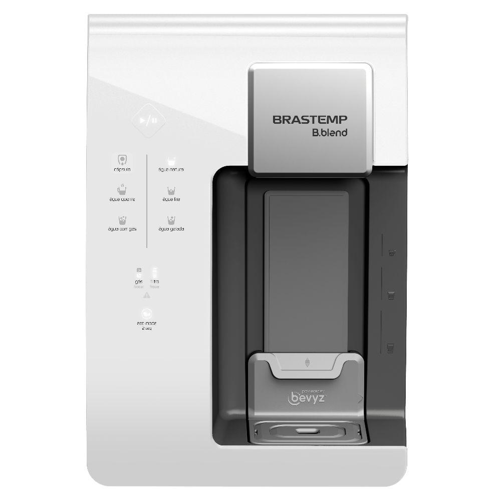 Máquina de Bebidas Brastemp B.blend com purificador - Branco - BPG40CB