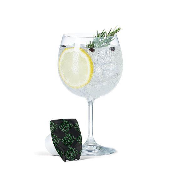 Gin & Tonic - Kit Com 10 Cápsulas - Bta100axona_Kit Gin & Tonic - Kit Com 10 Cápsulas