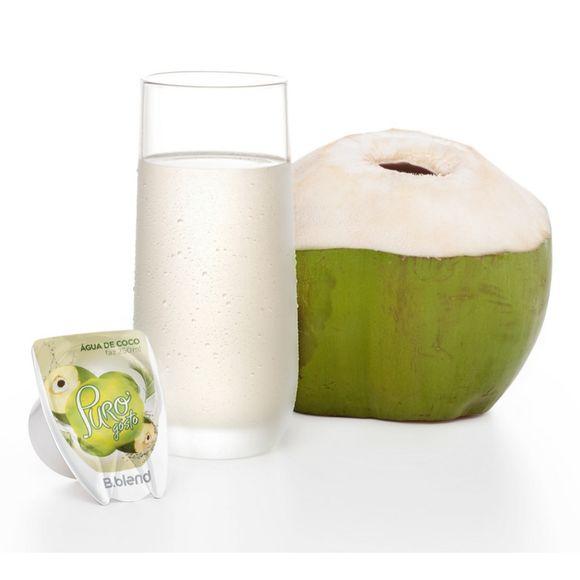 Puro Gosto Água De Coco - Kit Com 10 Cápsulas - Bta82axona_Kit Puro Gosto Água De Coco - Kit Com 10 Cáps