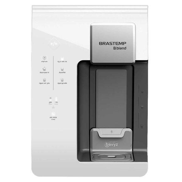Máquina De Bebidas Brastemp B.Blend Com Purificador Ranco - Bpg40db 110V