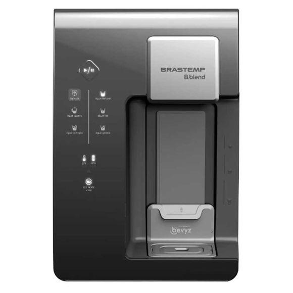 Máquina De Bebidas Brastemp B.Blend Com Purificador - Grafite   - Bpg40dq 110V