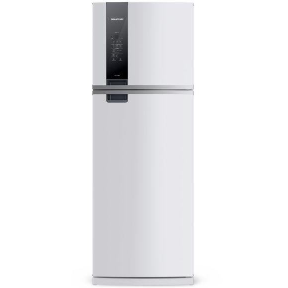 Geladeira Brastemp Frost Free Duplex 478 Litros Branca Com Freezer Control Advanced - Brm59ab 220V