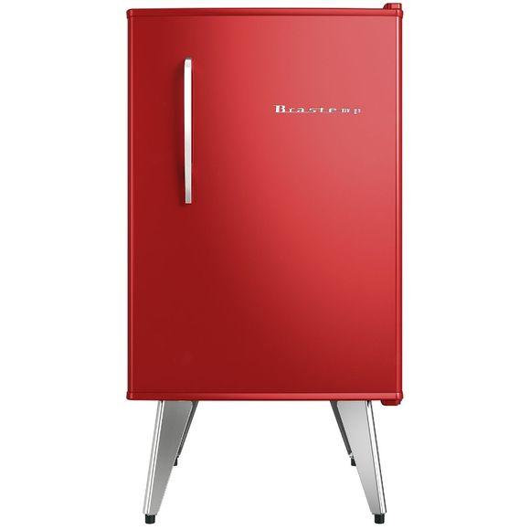 Frigobar Brastemp Retro 76 Litros Vermelho - Bra08av 220V